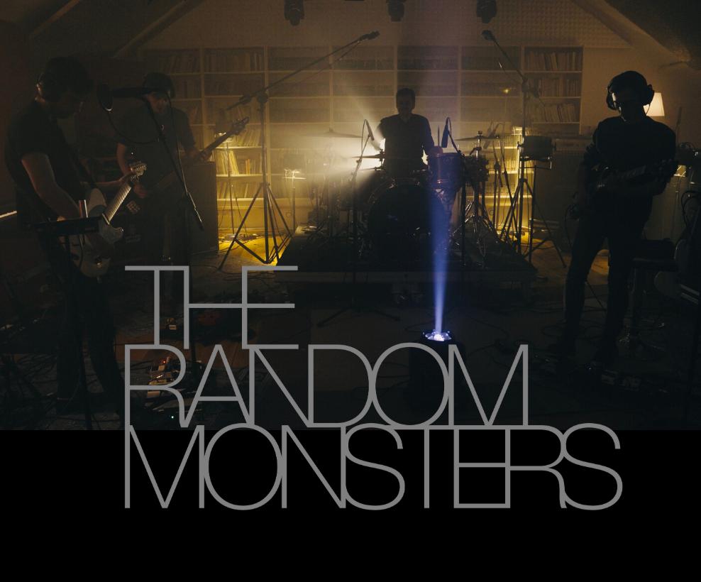 THE RANDOM MONSTERS | Official website